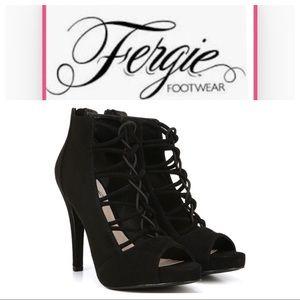 Fergie Footwear Twilight black heels, never worn👠